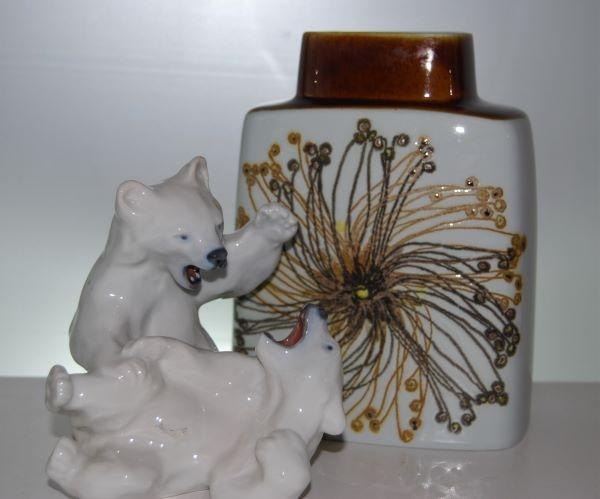 Porcelæn og Fajance