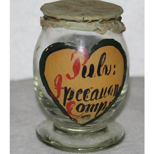 Apotekerglas 1995