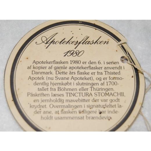 Tinctura Stomachi (stærk mavebitter)