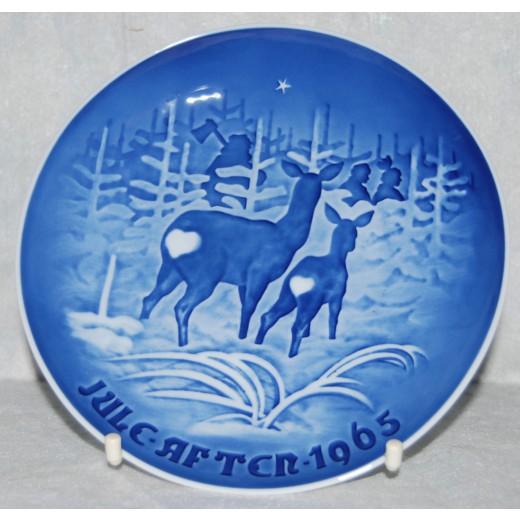 """"""" I skoven før jul"""" 1965, Bing og Grøndahl-31"""