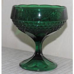 Glasopsats mørkegrøn