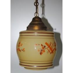 Kuppellampe m. kæde