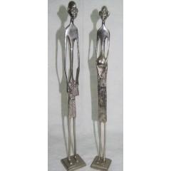 Metal figurer