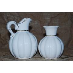 Græskar-kande og --vase